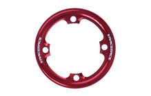 Race Face Bash Guard Light DH 4-Bolt red